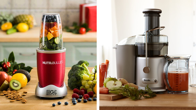 Smoothie Maker and Juicer