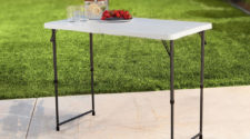 Top 5 Best Outdoor Folding Tables