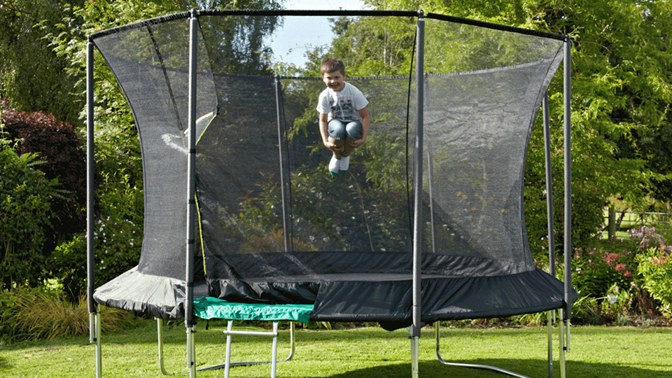 Top 5 Best Outdoor Trampolines
