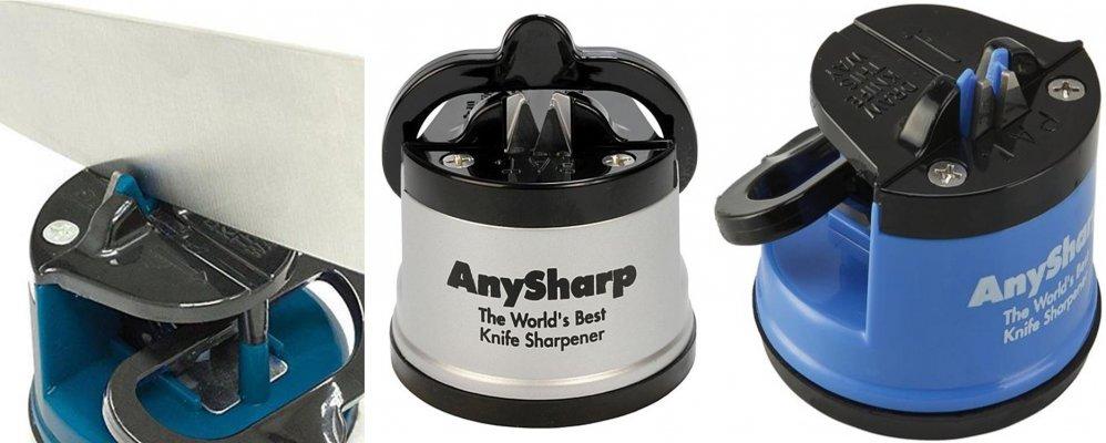 Any Sharp Global Knife Sharpener