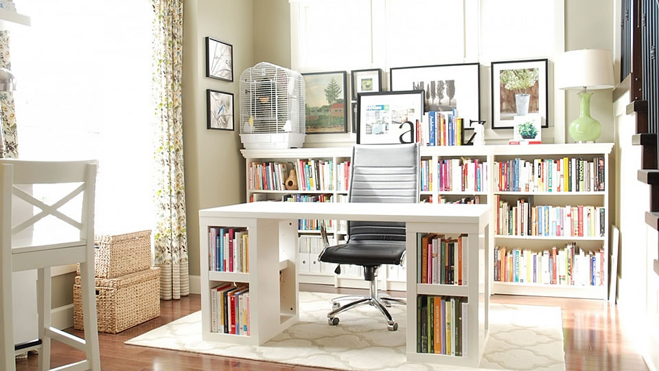 office shelving ideas 20 small home office storage ideas clever space saving 23951
