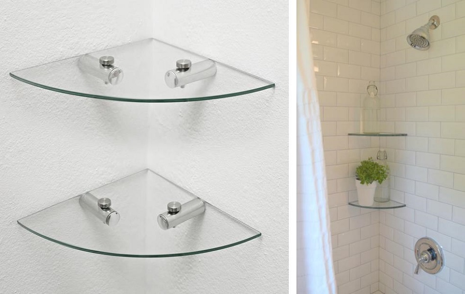 Small Bathroom Shelf Ideas