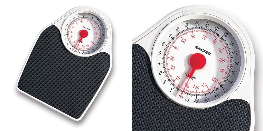 Salter Doctors Style Mechanical Bathroom Scale