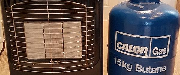 Bottle Gas Heater