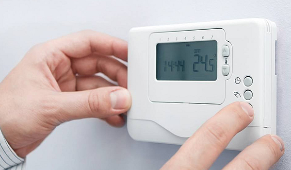 4  Programmable Thermostat