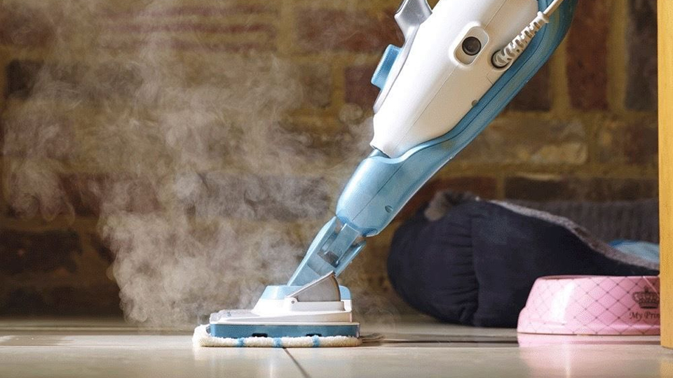 How to Use a Steam Mop to Clean Different Floors