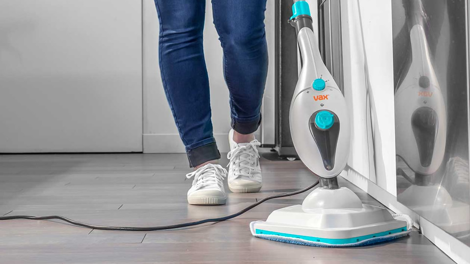 How to Use a Steam Mop on Different Floors