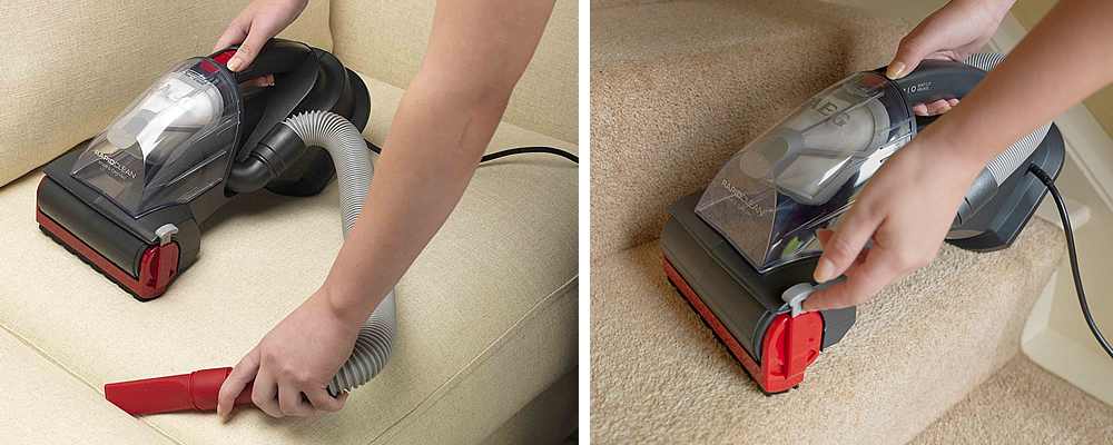 AEG RapidClean AG71a Handheld Vacuum Cleaner Review