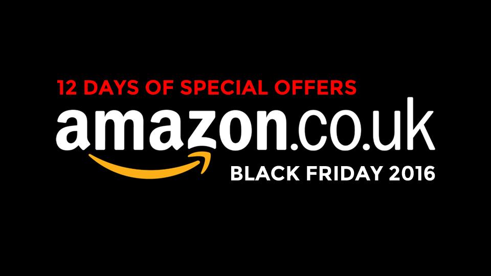 Amazon Black Friday Sales November 2016