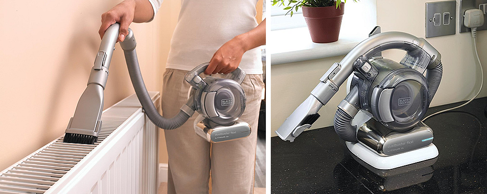 Black + Decker Flexi Titanium Cordless Hand Vac Review