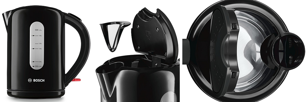 Bosch TWK76033GB Village Collection Energy Efficient Eco Kettle Review