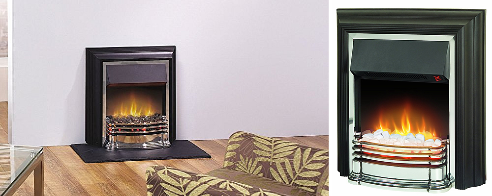Dimplex Detroit Electric Fireplace Review
