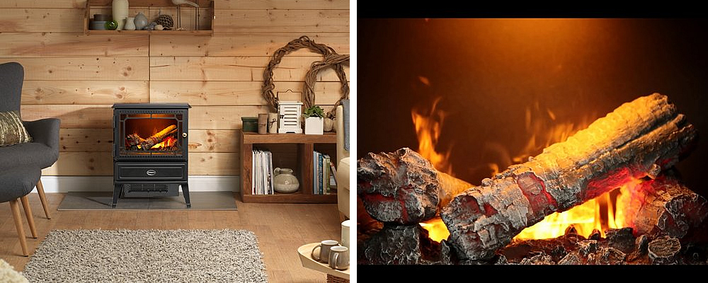 Dimplex Opti-Myst Stove Electric Fireplace Review