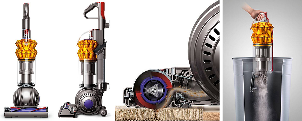 Dyson DC50 Multi Floor Compact Upright Vacuum Cleaner Reviewed