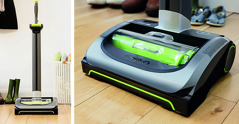 Gtech AirRam Upright Vacuum Cleaner Reviewed