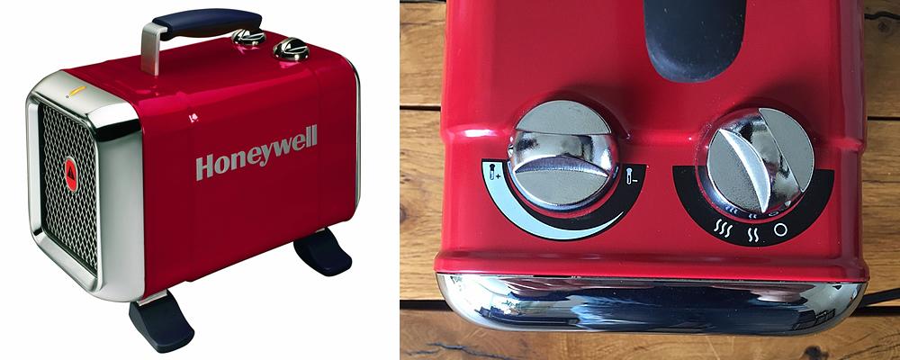 Honeywell HZ-510E Portable Fan Heater Review