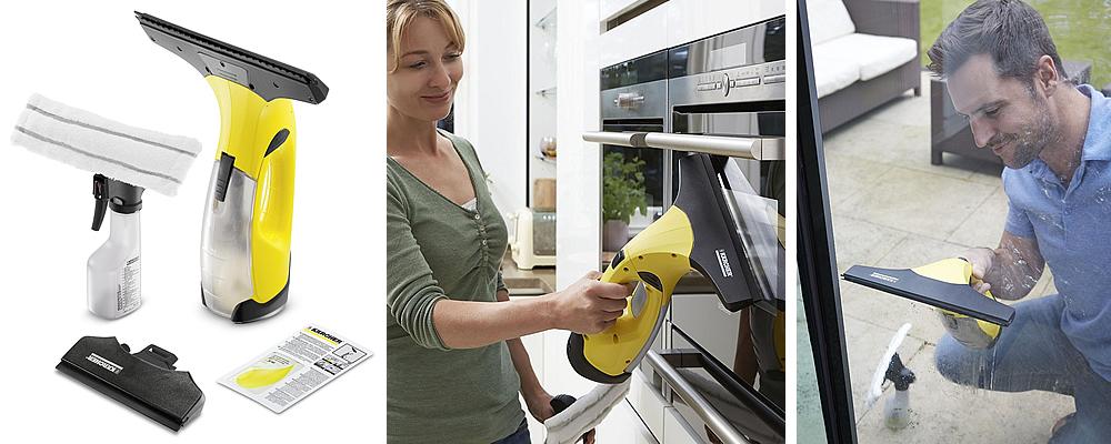 Karcher WV2 Premium Window Vacuum Cleaner Review