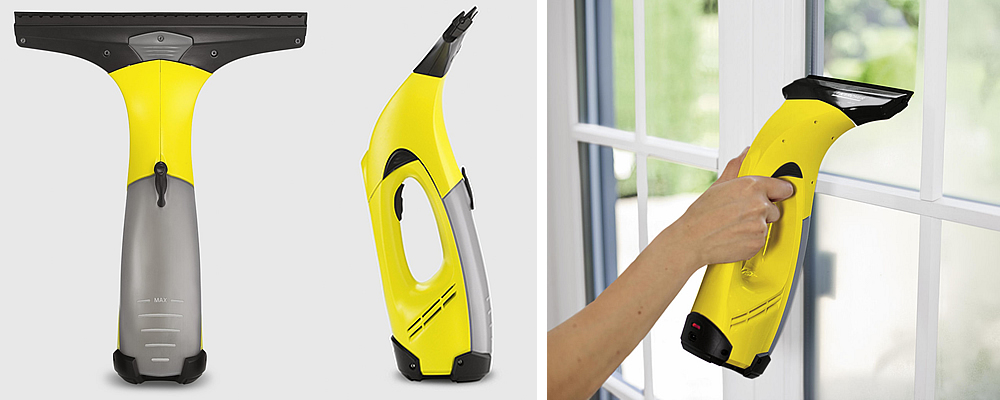 Karcher WV50 Window Vacuum Cleaner Review