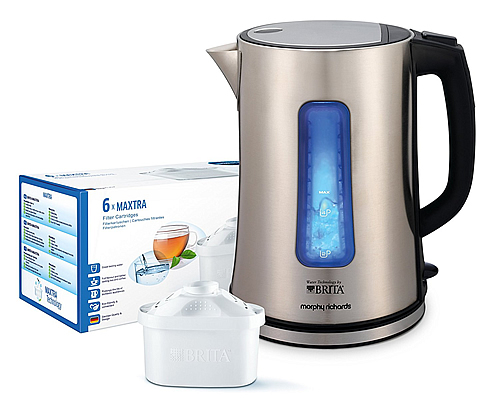 Morphy Richards 43960 Brita Water Filter Kettle Review