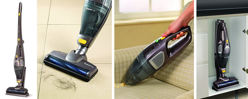 Morphy Richards 732000 Cordless Upright Stick Vacuum Cleaner Reviewed
