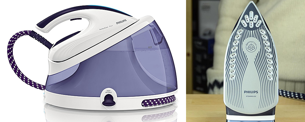 Philips GC8616/30 PerfectCare Aqua Steam Generator Iron Reviewed