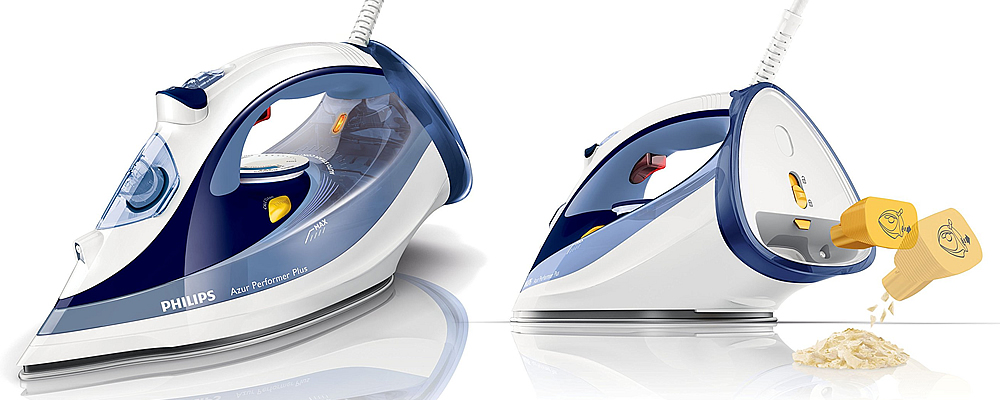 Philips GC4511/20 Azur Performer Steam Iron Review