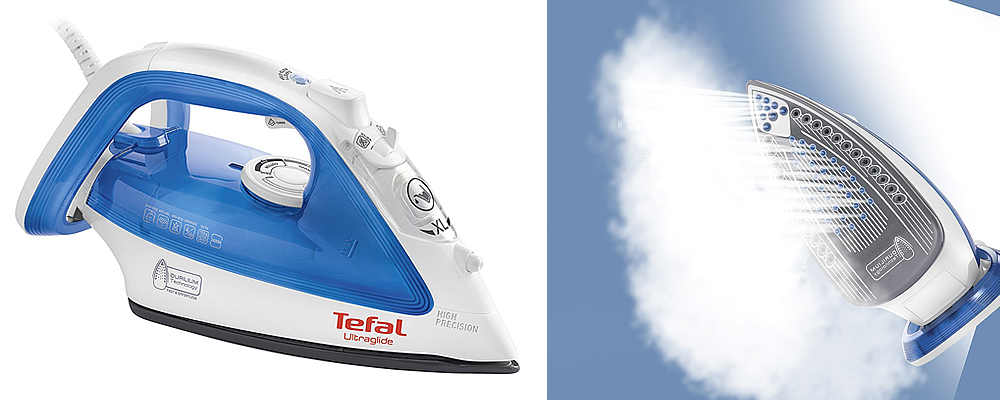 Tefal Ultraglide FV4040 Steam Iron Review