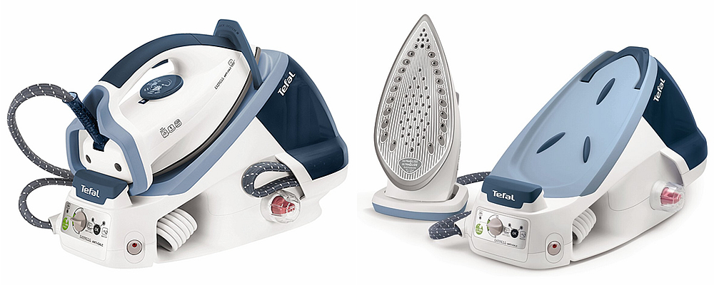 Tefal Express GV7450 Steam Generator Iron Reviewed
