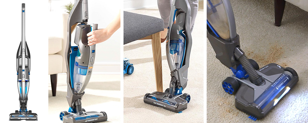 Vax H85AC21B Air Cordless Upright Stick Vacuum Cleaner Reviewed
