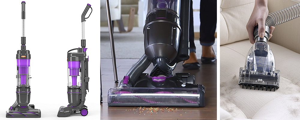 Vax U90-MA-Re Air Reach Upright Vacuum Cleaner Reviewed