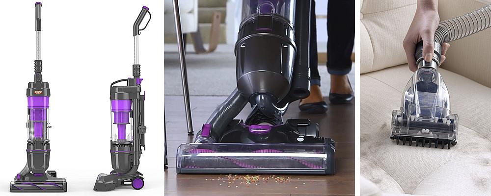 Vax U90-MA-Re Air Reach Upright Vacuum Cleaner Reviewed