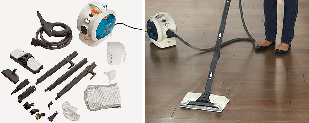 Vax S5 Handheld Steam Cleaner Review