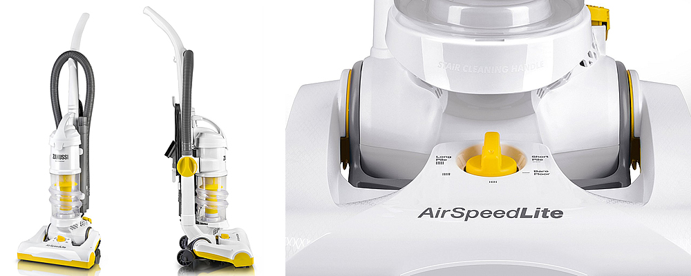 Zanussi ZAN2000A AirSpeed Lite Upright Vacuum Cleaner Reviewed