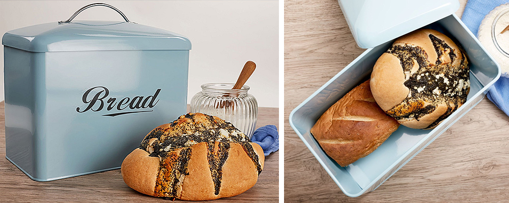 Andrew James Vintage Style Bread Bin Review