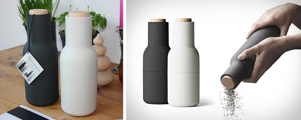 Bottle Grinder Salt and Pepper Mill Set Review