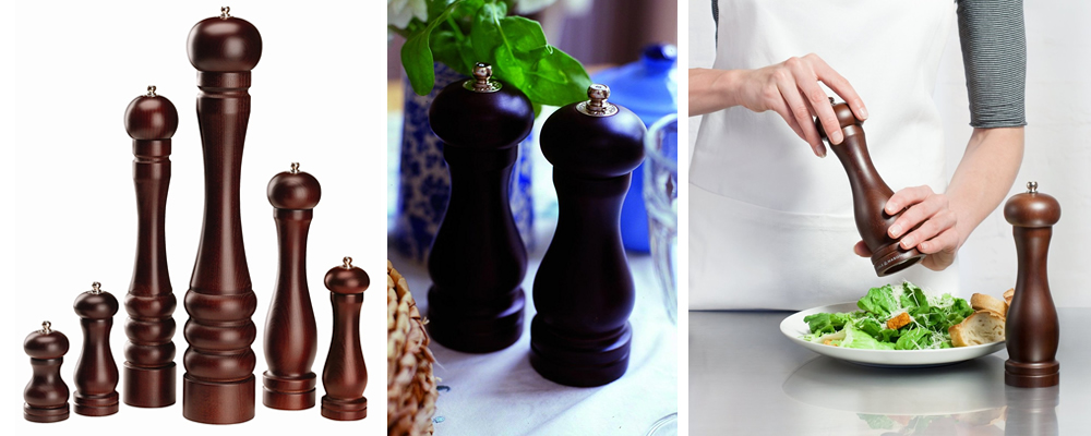 Cole & Mason Precision Grind Forest Capstan Dark Wood Salt and Pepper Mills Review