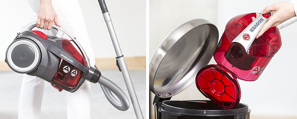 Hoover Whirlwind SE71WR01 Cylinder Vacuum Cleaner Review