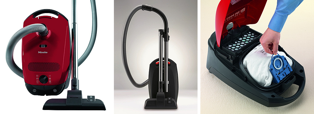 Miele Classic C1 Junior PowerLine Cylinder Vacuum Cleaner Review