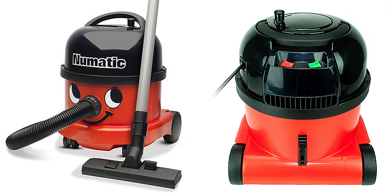 NUMATIC Henry NRV20021 Commercial Cylinder Vacuum Cleaner Review