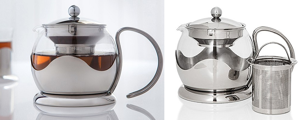 Sabichi 750 ml Glass Teapot with Infuser Review