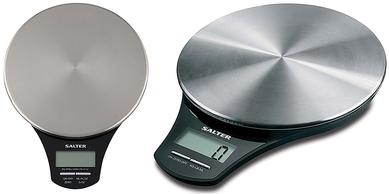 Salter Stainless Steel Platform Electronic Kitchen Scale Review