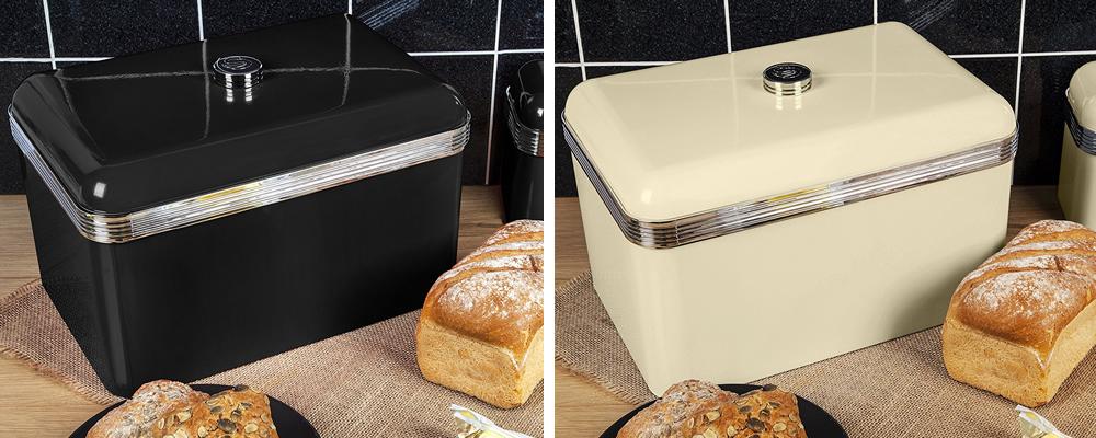 Swan Products Retro Bread Bin Review