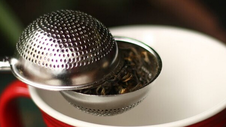 Loose Tea Leaves Strainer