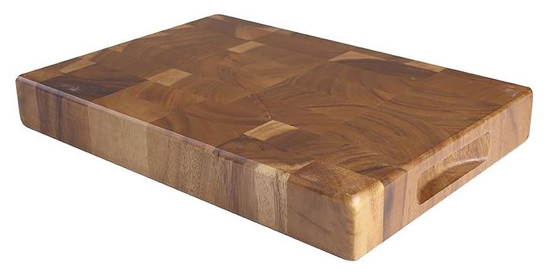 T&G Tuscany Natural Acacia Wooden Chopping Board Review