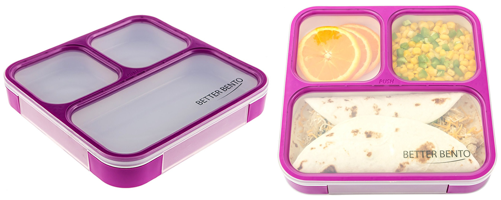 Better Bento Ultra Thin Lunch Box Review