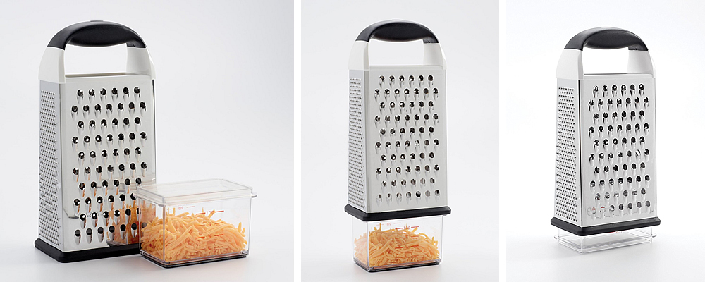 OXO Good Grips Box Cheese Grater Review