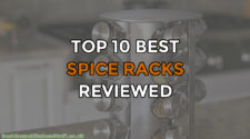 Top 10 Best Spice Racks Reviewed UK