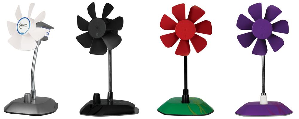ARCTIC Breeze USB Desktop Fan Review