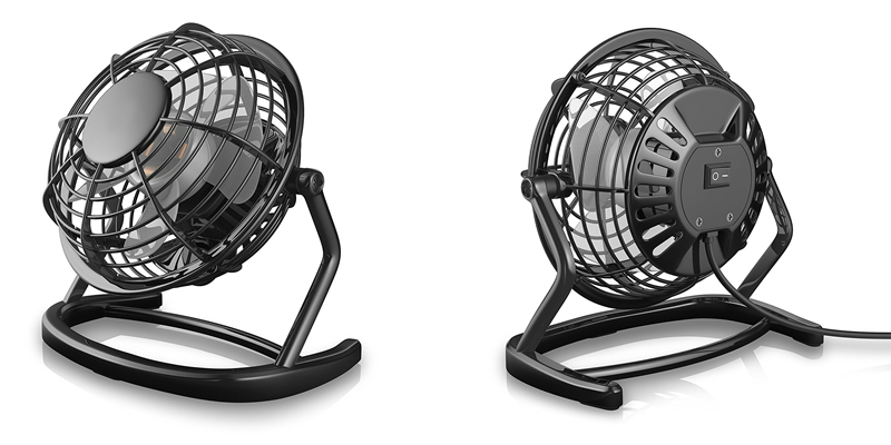 CSL USB Desk Fan Review