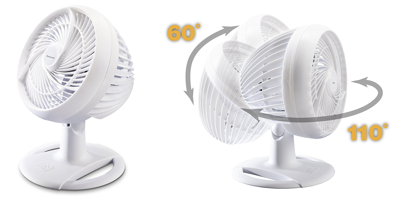 Honeywell HT907E Oscillating Turbo Table Fan Review